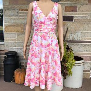 Maggy London Cotton Dress